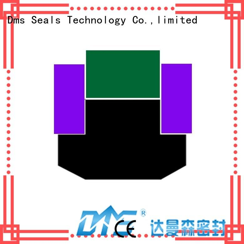 ptfe Custom piston piston seals nbrfkm DMS Seal Manufacturer