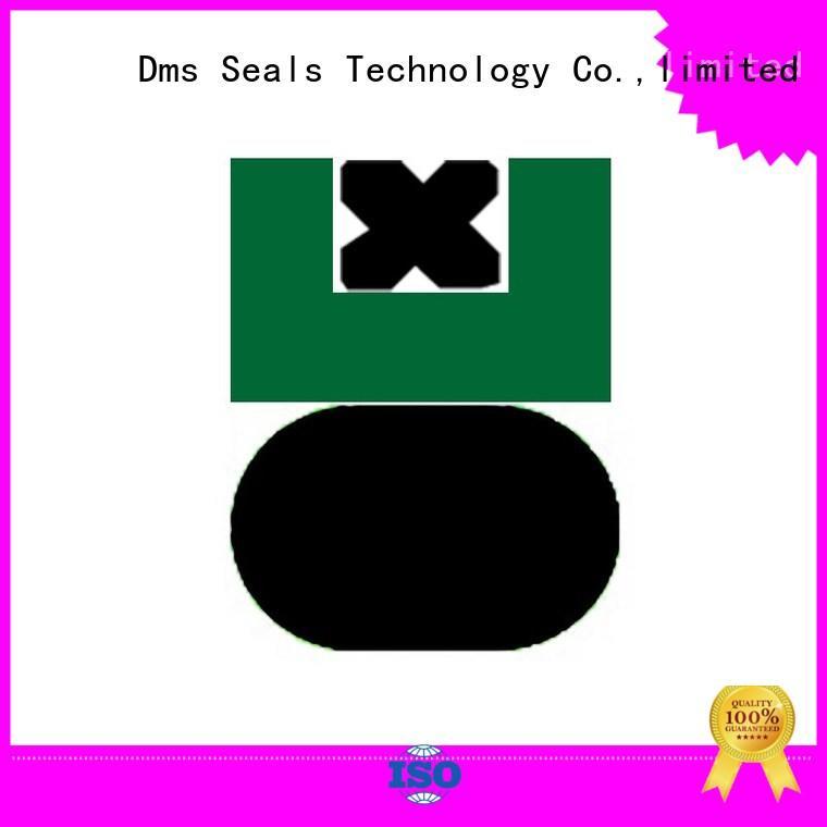ptfe seal hydraulic piston pneumatic piston seals piston nbrfkm oring DMS Seal Manufacturer Brand piston seals