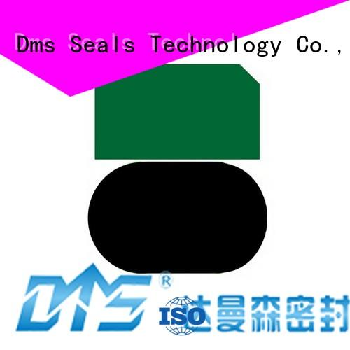ptfe nbrfkm hydraulic piston piston seals DMS Seal Manufacturer