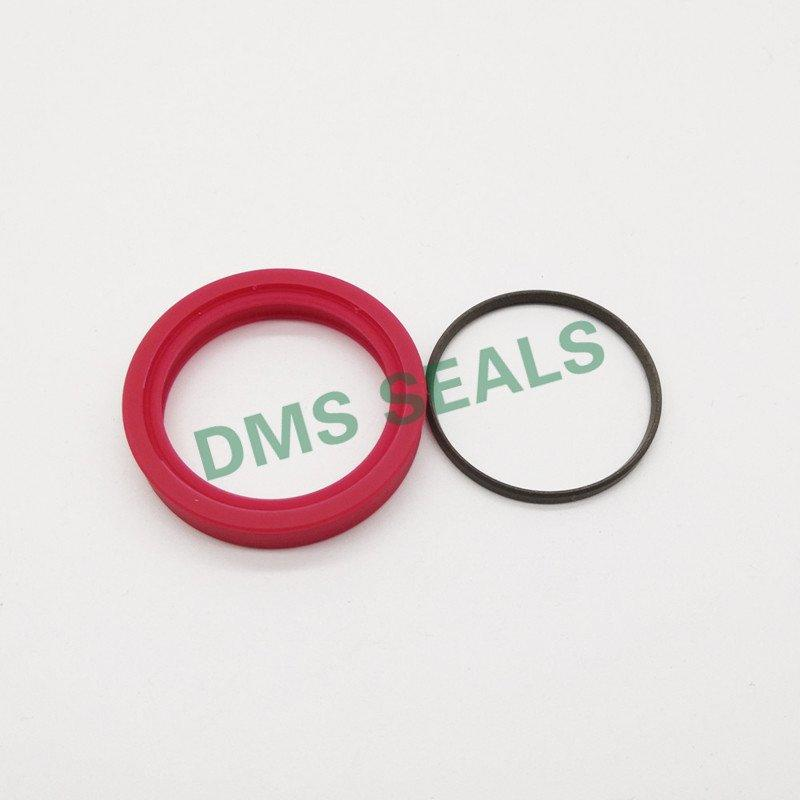 TDI - PTFE Hydraulic pneumatic Rod Seal with NBR or PU