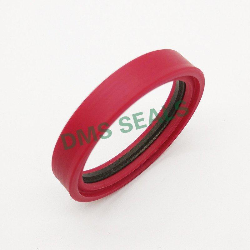 ptfe  hydraulic rod seals nbrfkm DMS Seal Manufacturer Brand rod seals hydraulic
