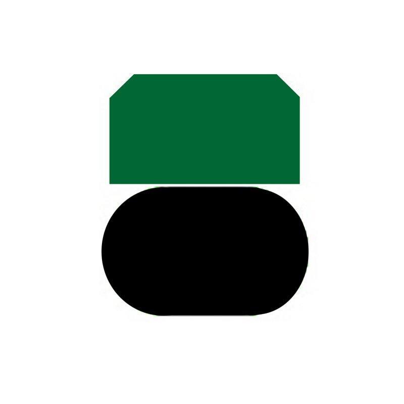 SPGO - PTFE Hydraulic Piston Seal with NBR/FKM O-Ring