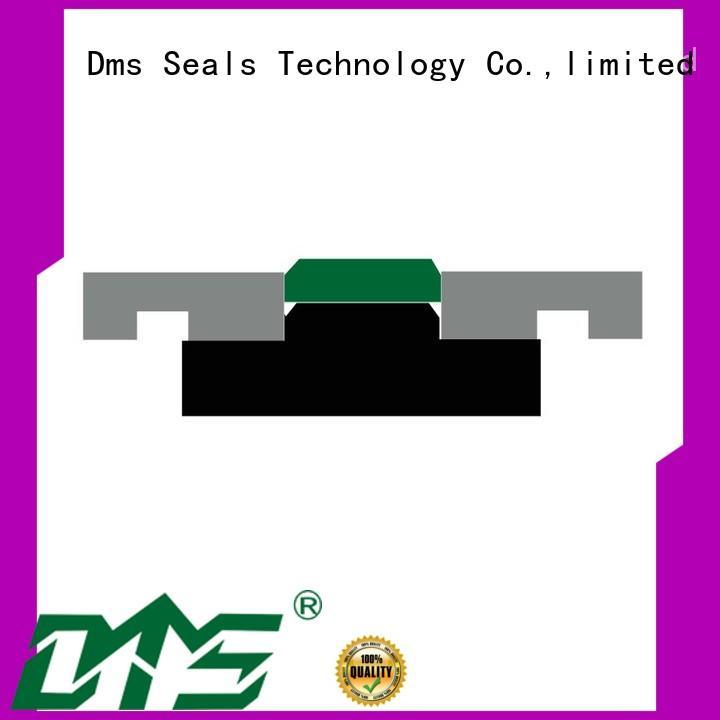 Hot ptfe pneumatic piston seals nbrfkm DMS Seal Manufacturer Brand