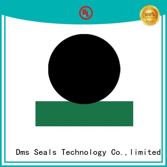 DMS Seal Manufacturer Top piston rod seals hydraulic with nbr or fkm o ring to high and low speed