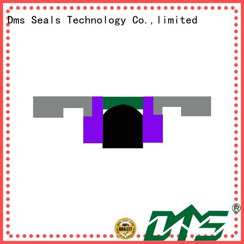 Hot pneumatic piston seals seal DMS Seal Manufacturer Brand