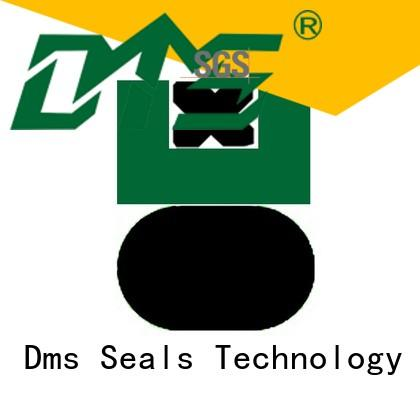DMS Seal Manufacturer ptfe hydraulic piston seals with nbr or fkm o ring for pneumatic equipment