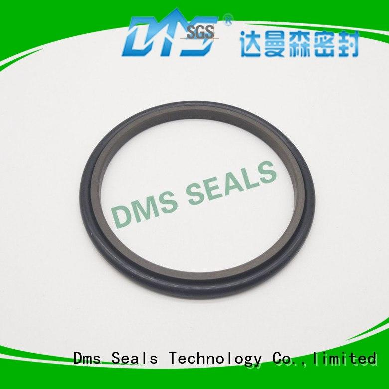 hydraulic rod seals rod ptfe DMS Seal Manufacturer company