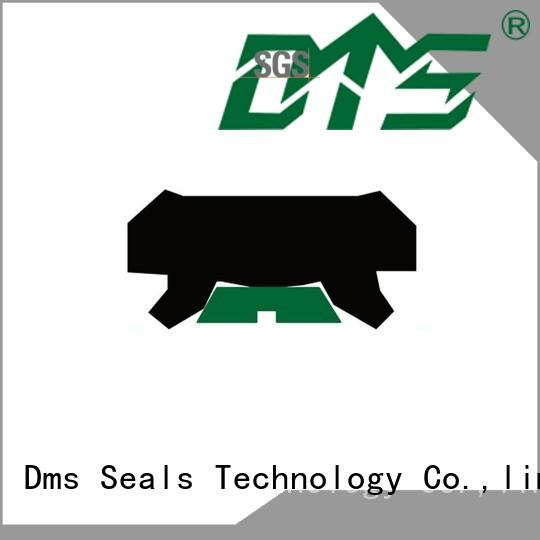 bronze hydraulic rod seals supplier for pressure work and sliding high speed occasions