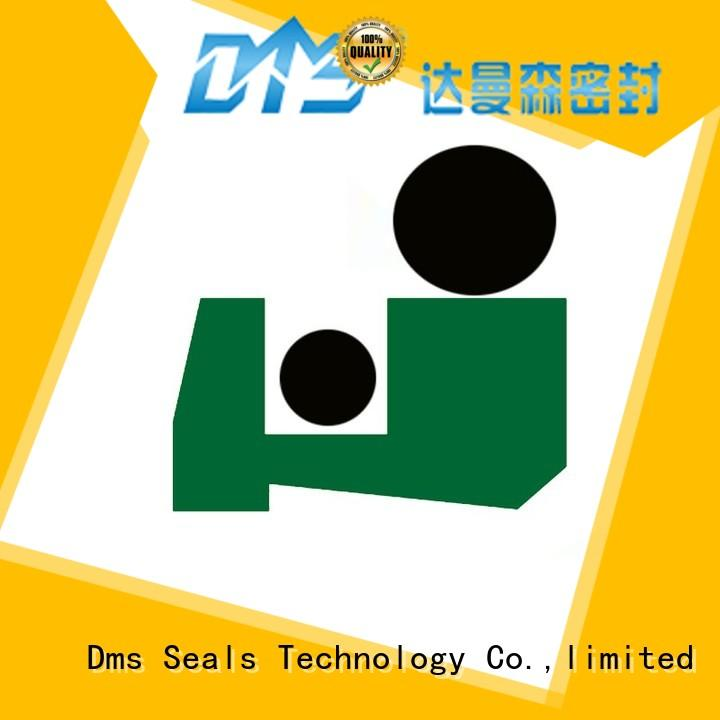 high efficiency hydraulic wiper seals with nbr or fkm o ring for cranes