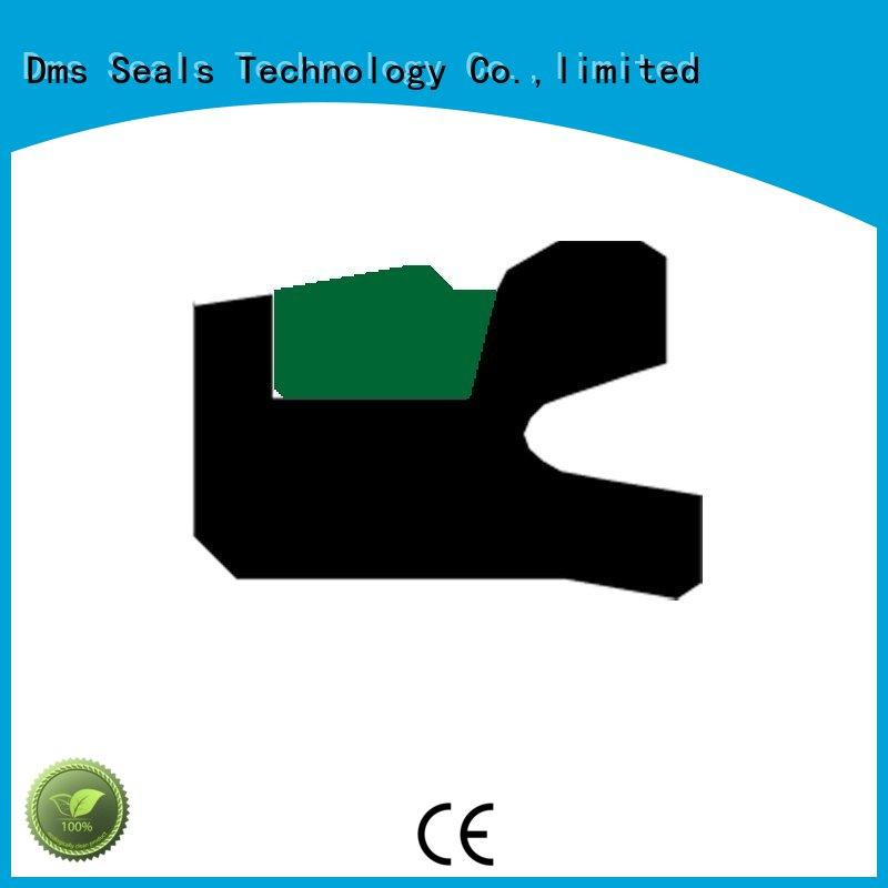 hydraulic piston seals for light and medium hydraulic systems DMS Seal Manufacturer