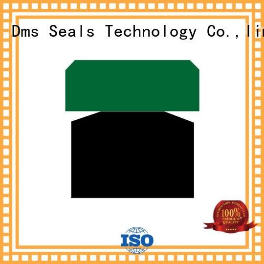pneumatic piston seals piston ptfe piston seals nbrfkm DMS Seal Manufacturer Brand