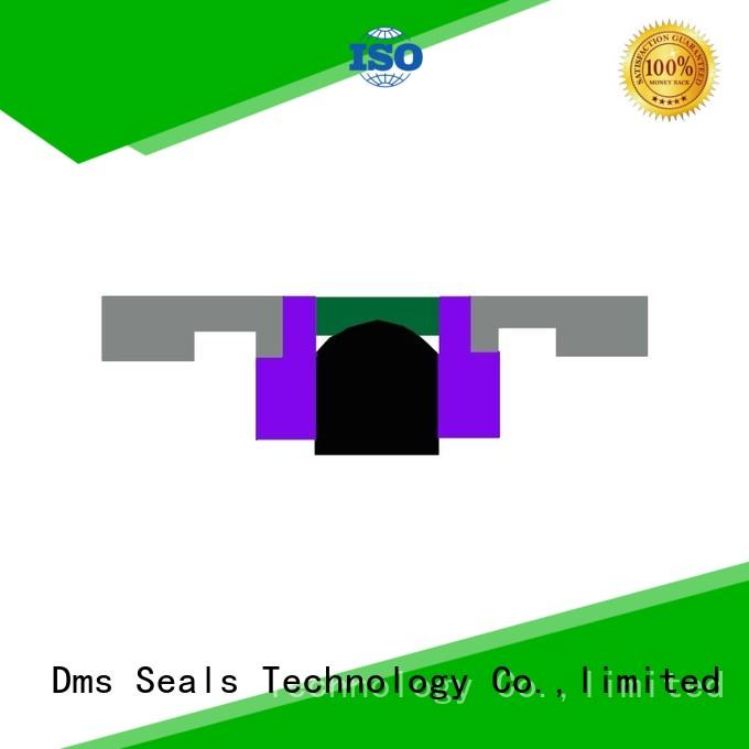DDKK - PTFE Hydraulic Piston Seal with NBR/FKM O-Ring