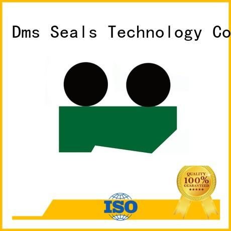 Hot scraper hydraulic wiper seals ptfe DMS Seal Manufacturer Brand