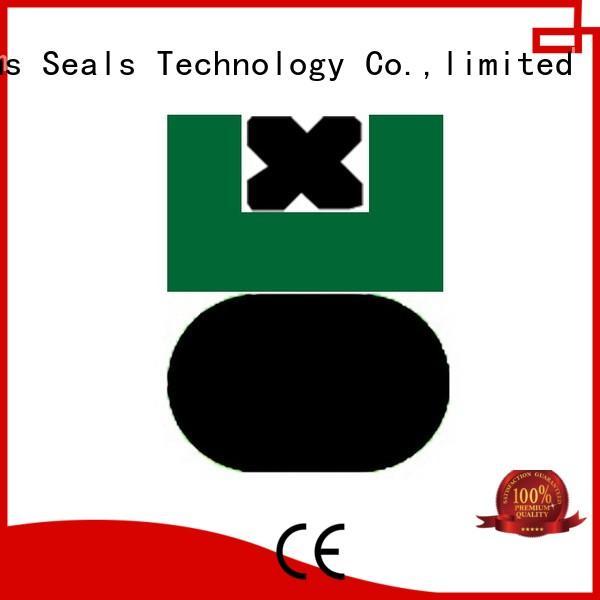 Hot piston seals hydraulic DMS Seal Manufacturer Brand