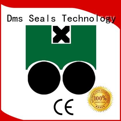 DMS Seal Manufacturer hydraulic piston seals glyd ring for pneumatic equipment