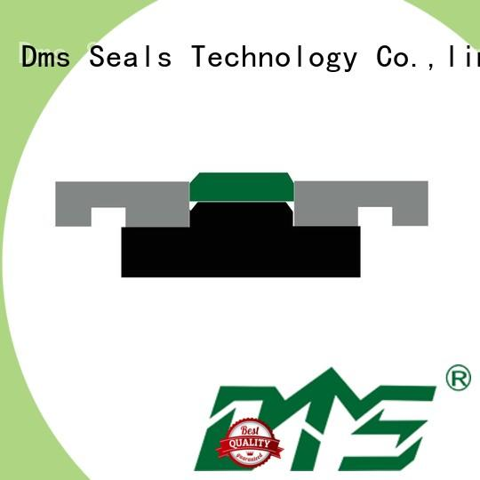 DMS Seal Manufacturer rubber piston seals for light and medium hydraulic systems