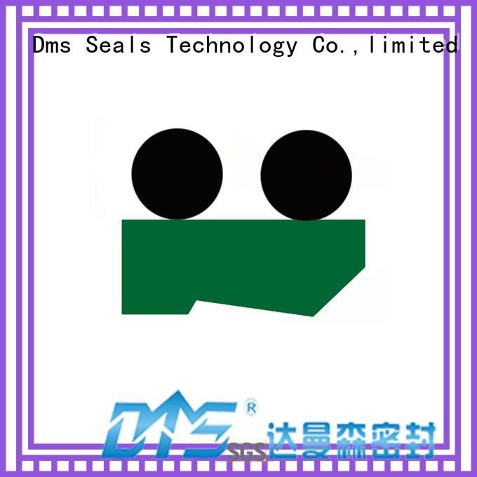 seal ptfepu scraper seals hydraulic ptfe DMS Seal Manufacturer company