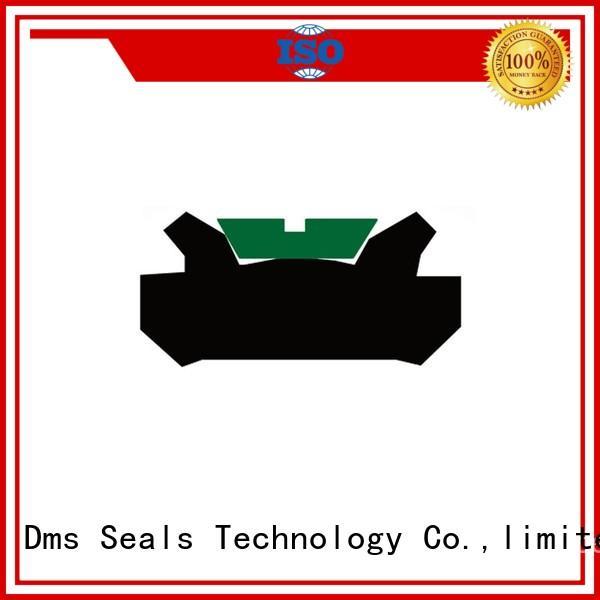 DDMA - PTFE Hydraulic Piston Seal with NBR/FKM O-Ring