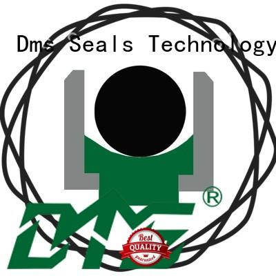 DMS Seal Manufacturer best rod seals with nbr or pu for pressure work and sliding high speed occasions