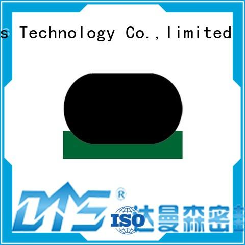 DMS Seal Manufacturer high end rod seals with nbr or pu to high and low speed