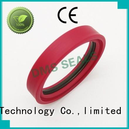 ptfe hydraulic oring rod rod seals ptfe DMS Seal Manufacturer company