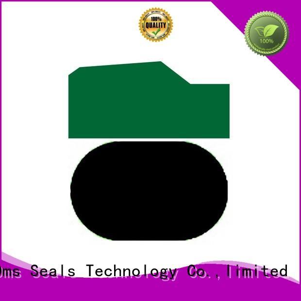 DMS Seal Manufacturer Brand hydraulic piston custom pneumatic piston seals