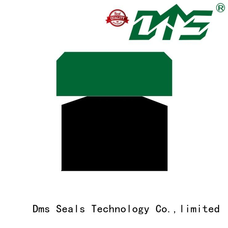 Custom seal hydraulic piston seals DMS Seal Manufacturer ptfe
