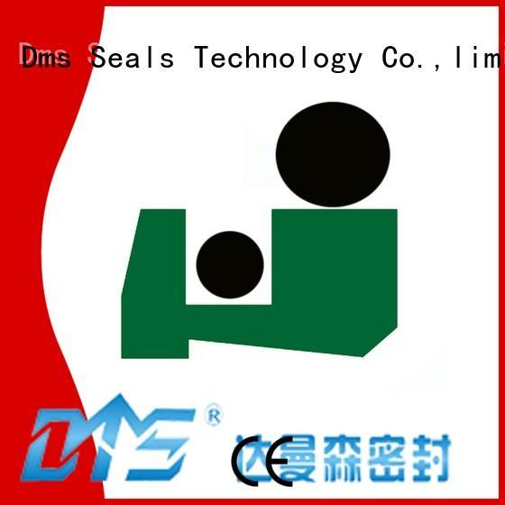 DMS Seal Manufacturer dpt wiper seal design manufacturer for cranes