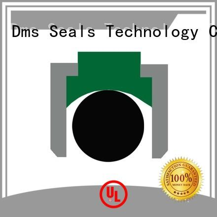 DGDA - PTFE Hydraulic Piston Seal with NBR/FKM O-Ring