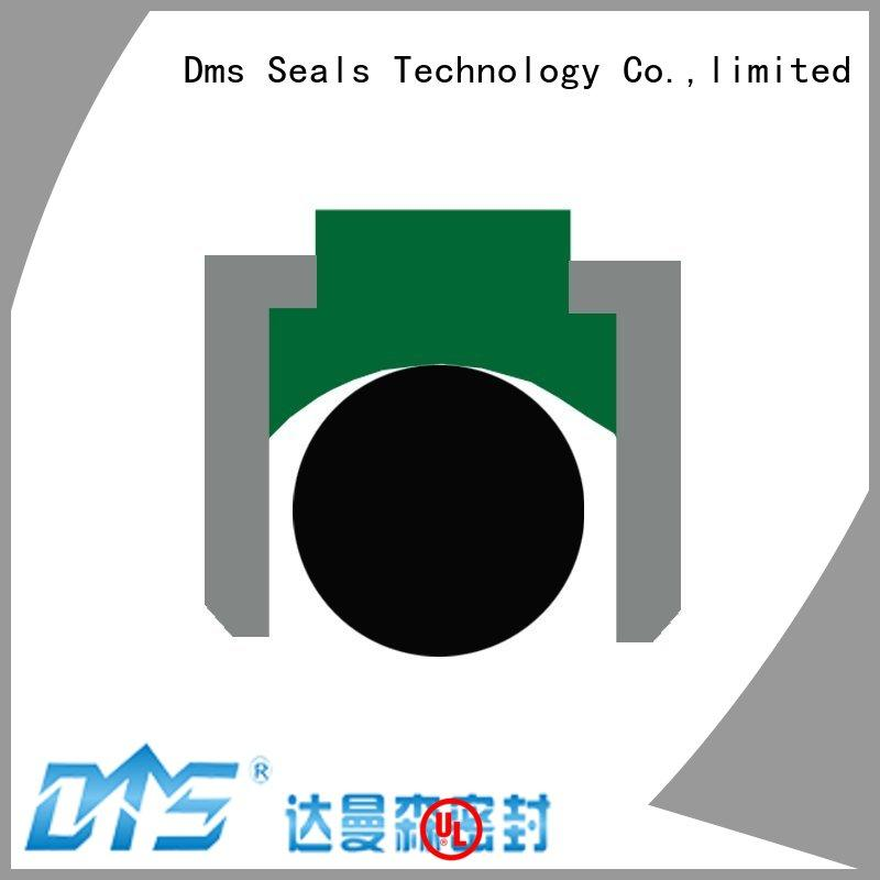 DMS Seal Manufacturer Top hydraulic seal design with ptfe nbr and pom for pneumatic equipment