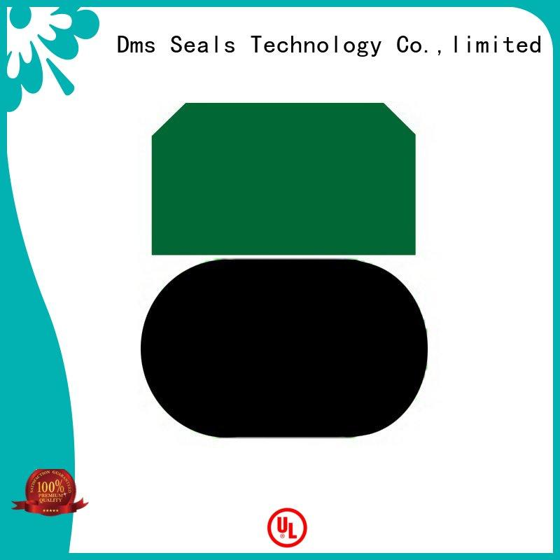 DMS Seal Manufacturer ptfe hydraulic piston seals with ptfe nbr and pom for sale