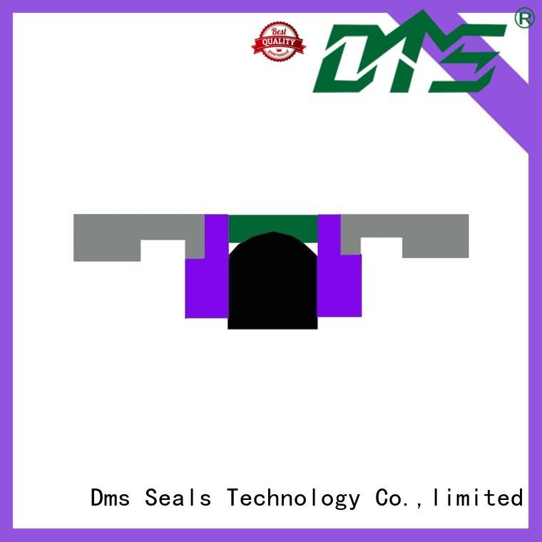 gsd pneumatic piston seals gsfw for pneumatic equipment DMS Seal Manufacturer