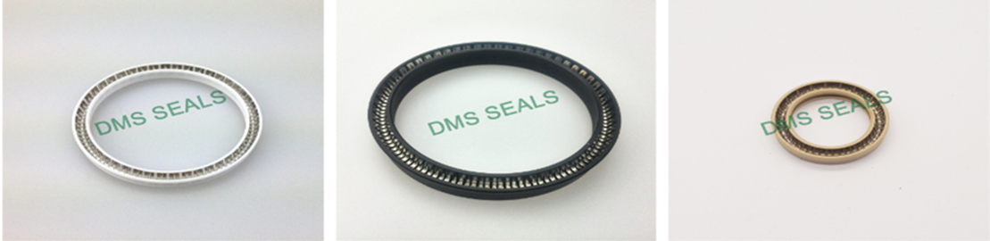 DMS Seal Manufacturer-Applications Of Spring Loaded Seals