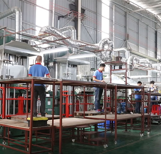video of  DMS Production Department-O-ring Seal,Oil Seal Manufacturer-DMS Seal Manufacturer