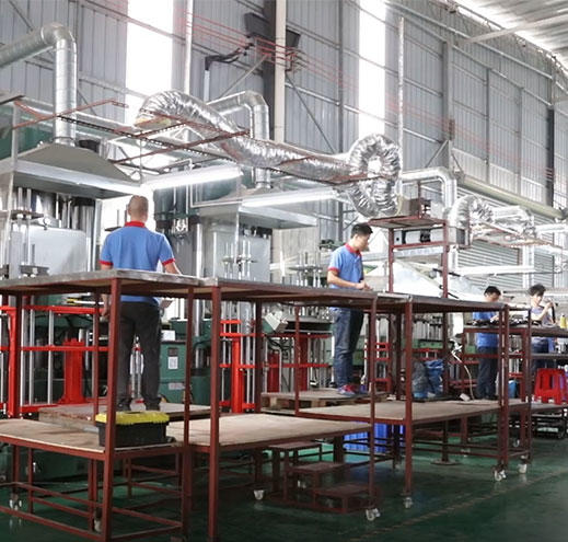 DMS Production Department