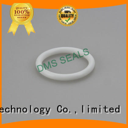 white o ring seal manufacturer in highly aggressive chemical processing
