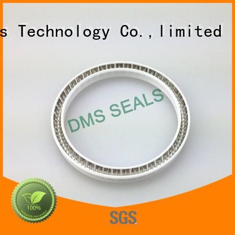 spring oring spring energized seals seal ptfe DMS Seal Manufacturer company