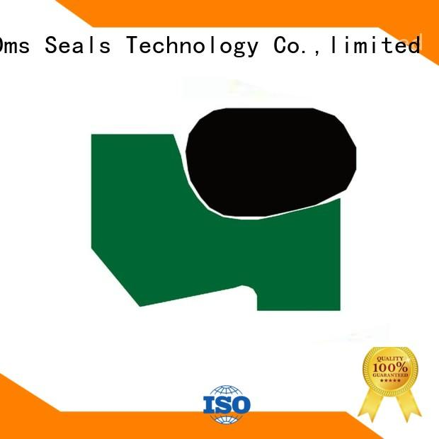 DMS Seal Manufacturer metric wiper seal supplier for injection molding machines