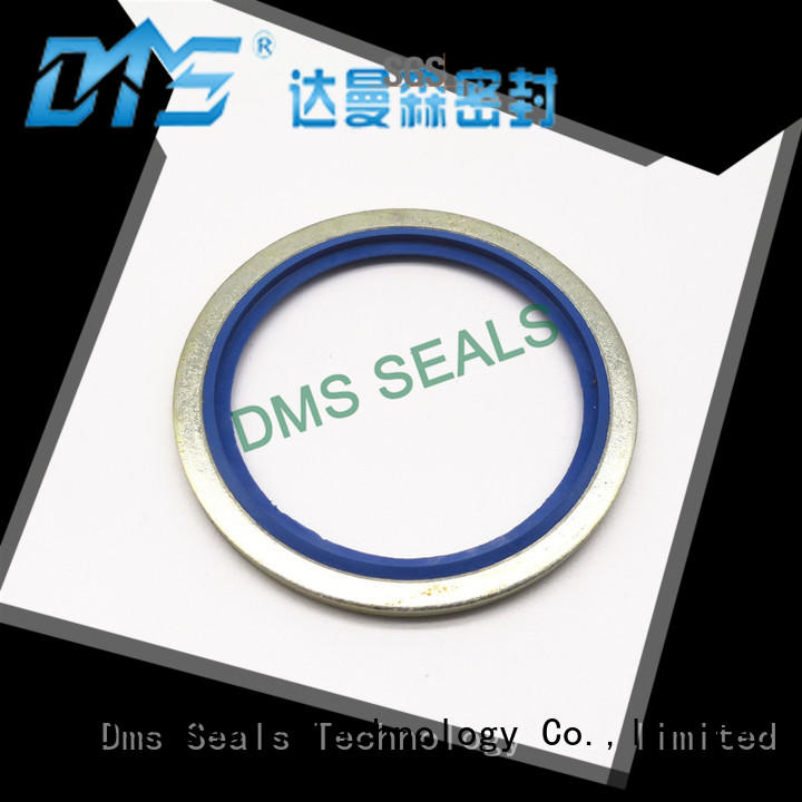DMS Seal Manufacturer Best bonded seals supplier Suppliers for fast and automatic installation