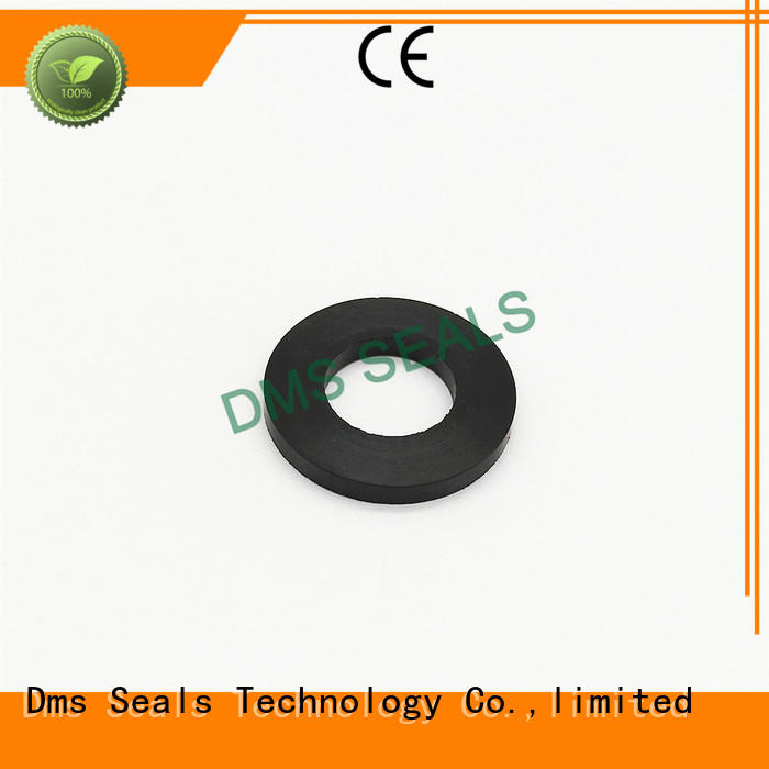 DMS Seal Manufacturer custom gaskets ring for preventing the seal from being squeezed