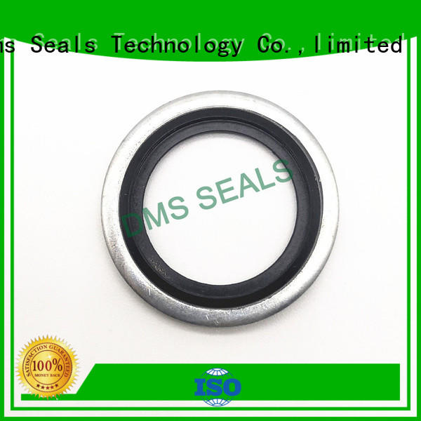 ptfe hydraulic seal metric bonded seals DMS Seal Manufacturer Brand