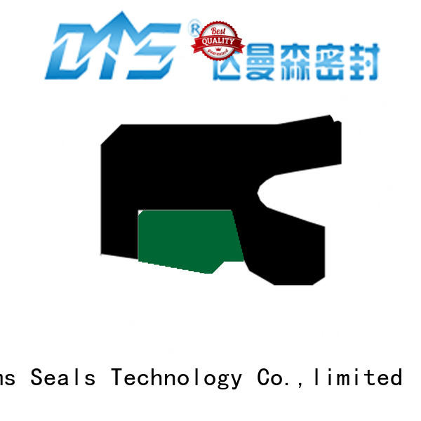 bronze hydraulic rod seals with nbr or pu to high and low speed