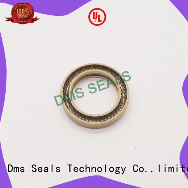 DMS Seal Manufacturer ptfe spring energized seals online for reciprocating piston rod or piston single acting seal