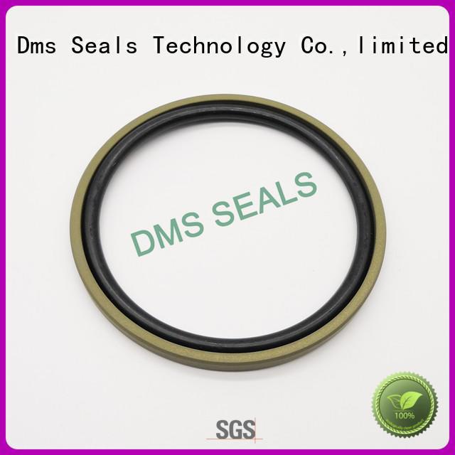 seal nbrfkm ptfe pneumatic piston seals DMS Seal Manufacturer Brand