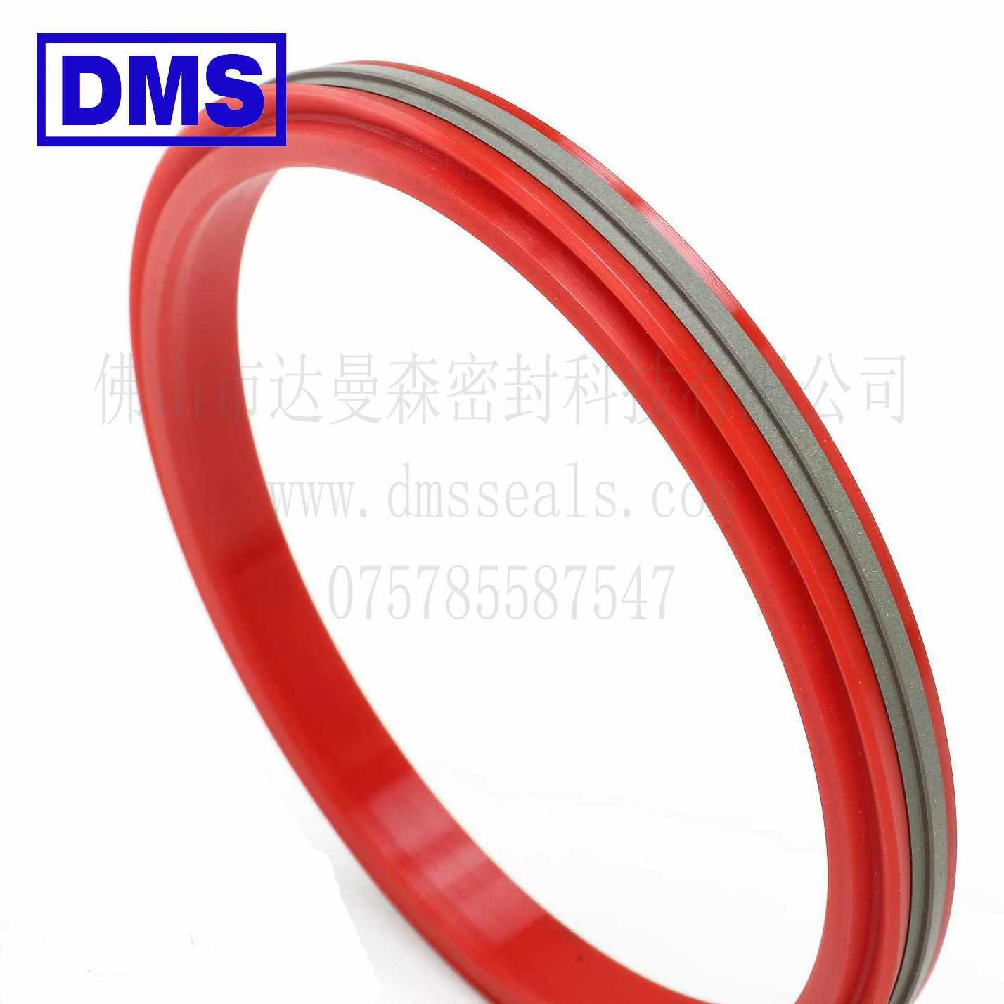 DDA - PTFE Hydraulic Piston Seal suppliers with NBR/FKM O-Ring