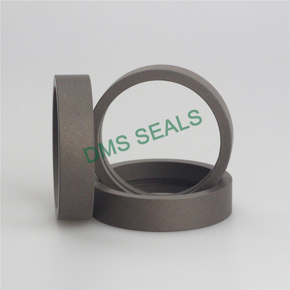 DMS Seal Manufacturer DFA - PTFE Hydraulic Bearing Element with NBR/FKM O-Ring Bearing Element image2