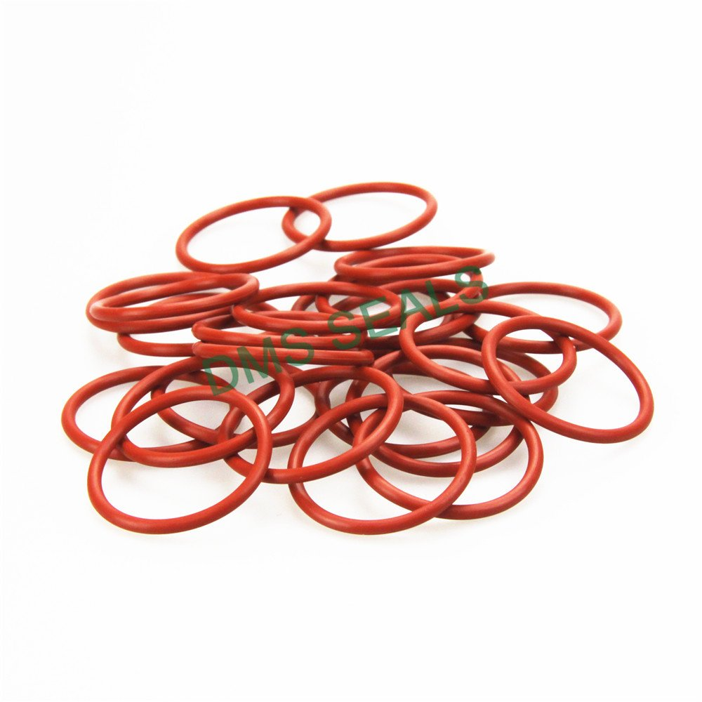 DMS Seal Manufacturer FDA rubber silicone gasket o rings O-RINGS image4