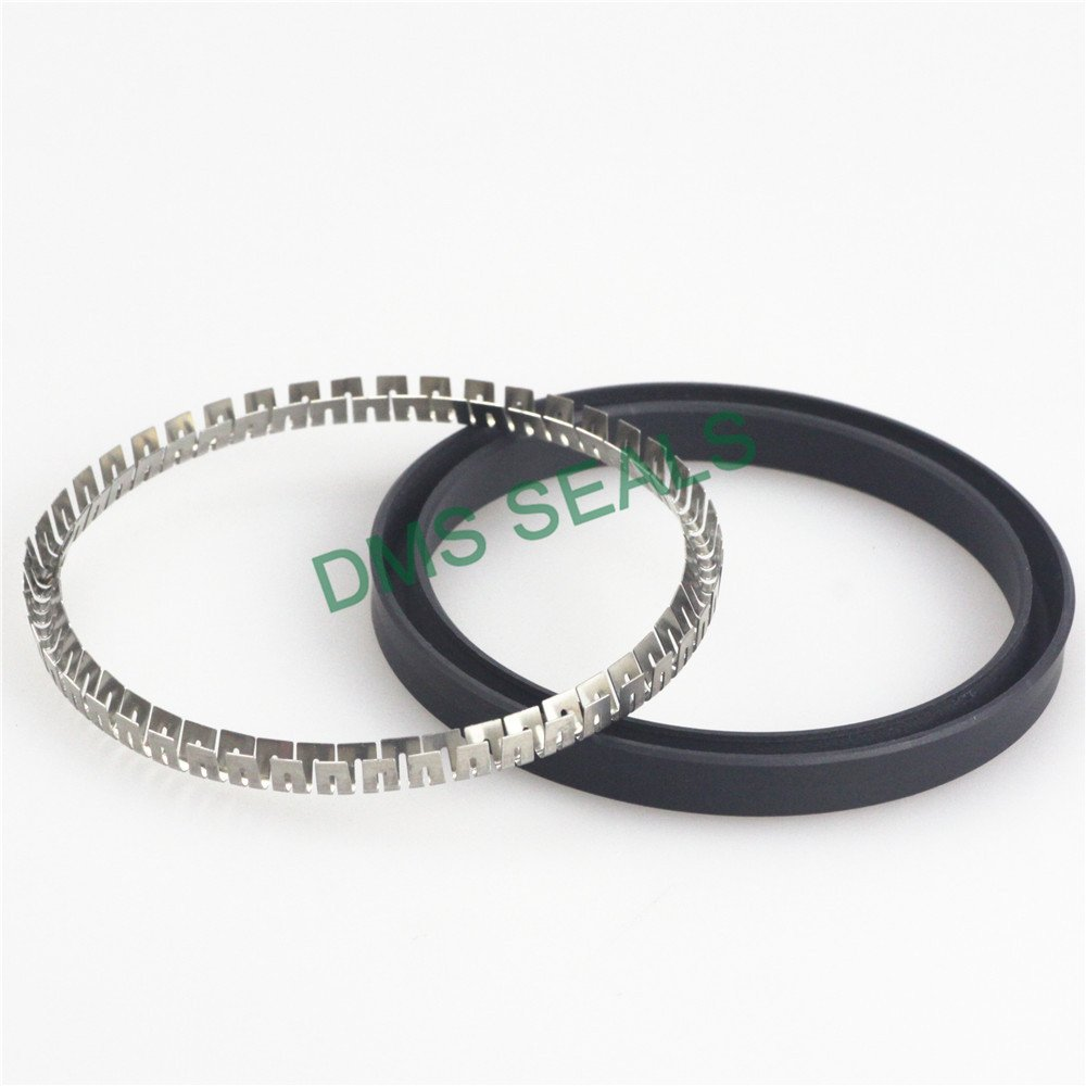 ptfe spring energized seals parts for reciprocating piston rod or piston single acting seal-3
