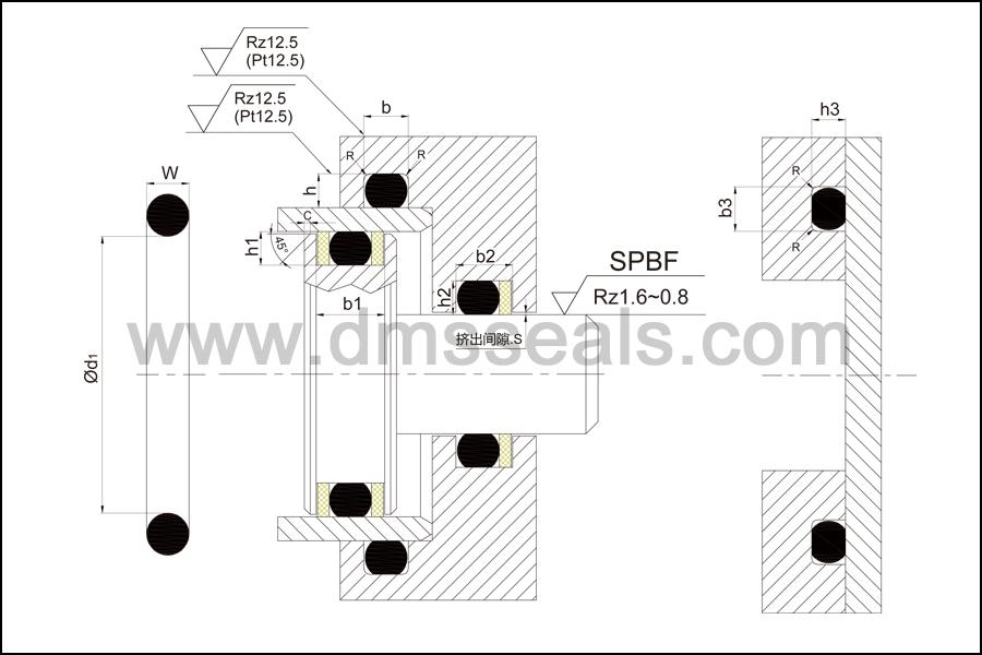 DMS Seal Manufacturer-Fkmfpmviton O-ring | Metric Wiper Seal | O-rings