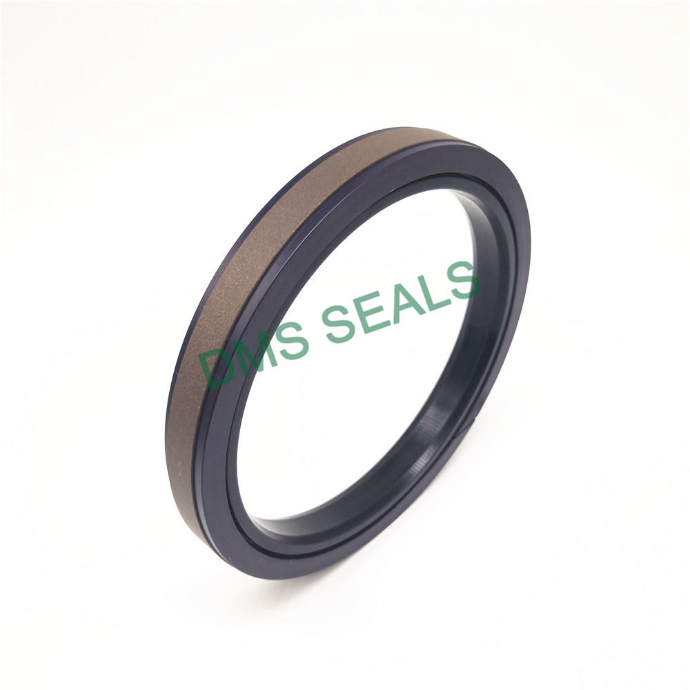 SPGW -  Hydraulic compact and combined pneumatic Piston Seal with PTFE NBR and POM